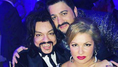 Filip Kirkorov, Anna Netrebko, Elton John și Mariah Carey la nunta unui milionar rus!