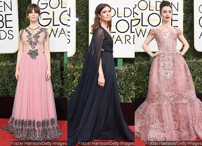 golden-globes-2017-felicity-jones-mandy-moore-lily-collins-stun-on-red-carpet