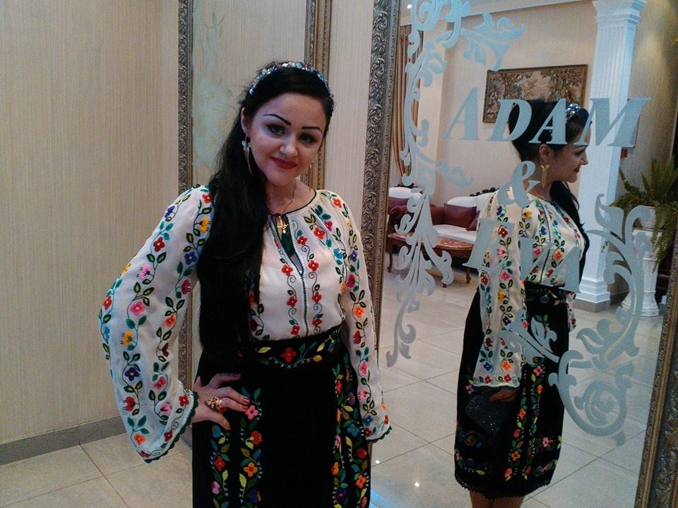 Foto: Schimbare radicală de look pentru Lenuța Gheorghiță. S-a tuns scurt