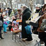 Foto: Timp de o lună Chișinăul va fi invadat de flori, suvenire și mărțișoare