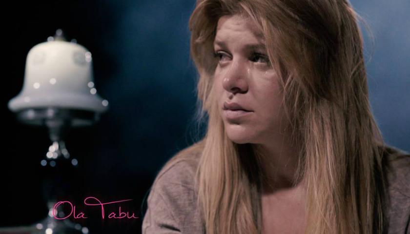 Foto: Ola TABU a lansat primul videoclip. Emoționant