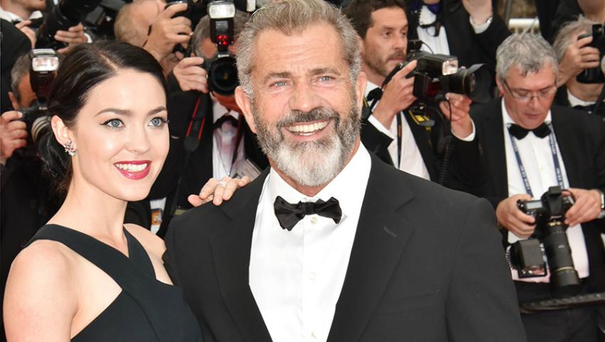 Foto: Mel Gibson a devenit tată pentru a noua oară!