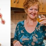 Foto: Această femeie susține că s-a vindecat de poliartrită cu oțet de mere