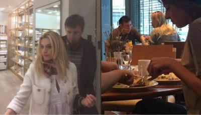 Dorin Chirtoacă a fost surprins la Viena cu o blondă