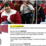"""Foto: O moldoveancă, decorată de regina Marii Britanii cu """"British Empire Medal""""!"""