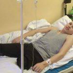 Foto: Daniel are 18 ani și vrea să trăiască. Să îl ajutăm să învingă cancerul!