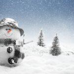 Foto: Cum va fi vremea în weekend. Se va topi toată zăpada?