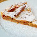Foto: Tartă cu mere şi scorţişoară