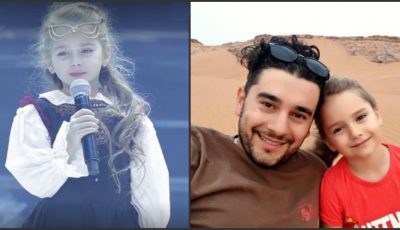 Fiica lui Valentin Uzun a cucerit publicul din Israel! Vezi filmulețul care a adunat 1.000.000 vizualizări