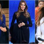 Foto: Primele ținute purtate de Melania Trump în calitate de Prima Doamnă a Americii! Află ce designeri o îmbracă