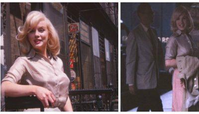 Poze noi cu Marilyn Monroe însărcinată! Cel mai mare secret al actriței s-a aflat