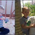 Foto: Băiețelul din Băcioi, care suferea de hipoacuzie, va putea auzi din nou, grație operației de implant cohlear!