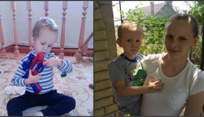Băiețelul din Băcioi, care suferea de hipoacuzie, va putea auzi din nou, grație operației de implant cohlear!