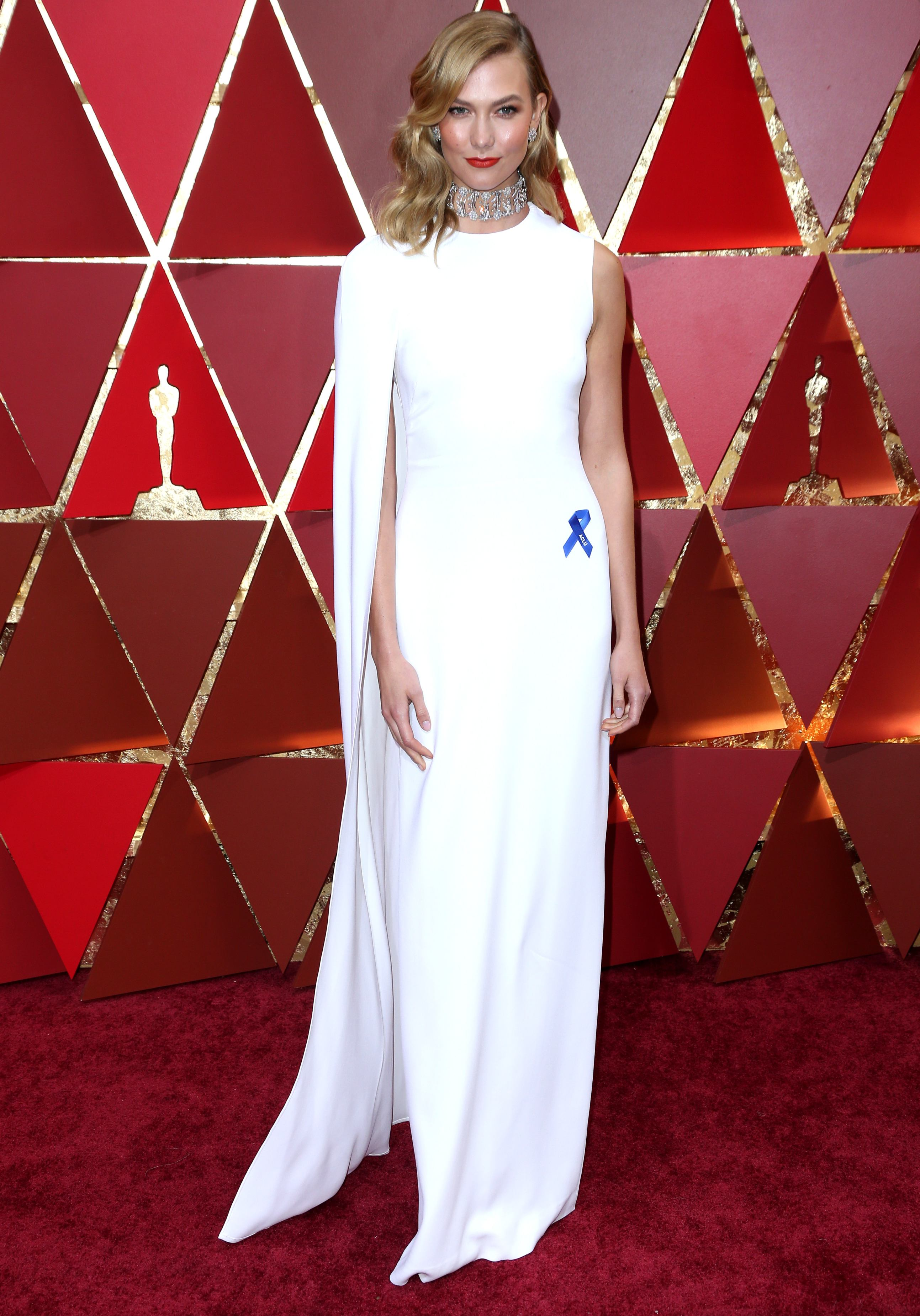 Mandatory Credit: Photo by Jim Smeal/BEI/Shutterstock (8434881bv) Karlie Kloss 89th Annual Academy Awards, Arrivals, Los Angeles, USA - 26 Feb 2017