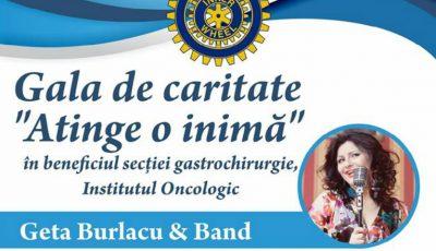 """Clubul Inner Wheel Chișinău invită la Gala de caritate ,,Atinge o inimă""""! Evenimenul susține bolnavii secției de Gastrochirurgie a Institului Oncologic"""