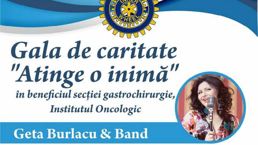 """Foto: Clubul Inner Wheel Chișinău invită la Gala de caritate ,,Atinge o inimă""""! Evenimenul susține bolnavii secției de Gastrochirurgie a Institului Oncologic"""