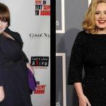 Foto: Adele a avut dezlegare la ciocolată și vin roșu în dieta pe care a urmat-o