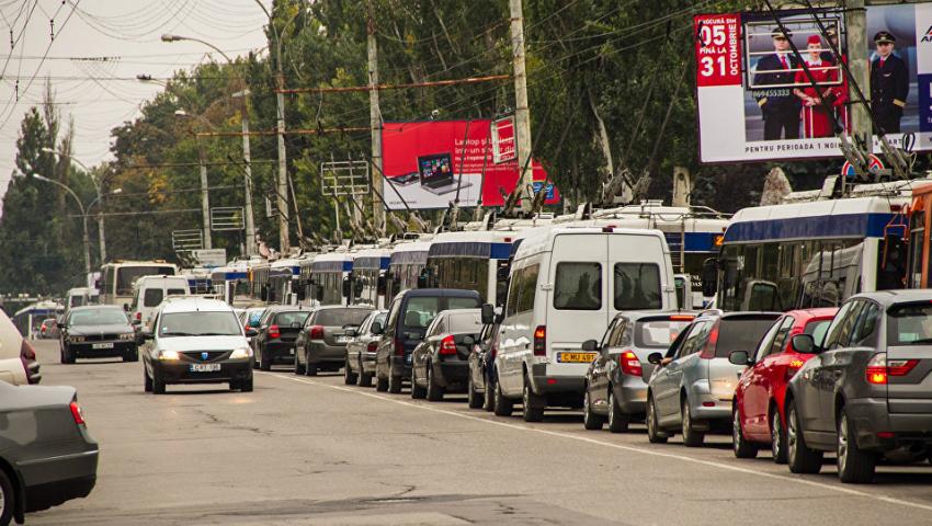 Foto: De mâine șoferii vor ști cum să evite ambuteiajele. Poliția de Patrulare lansează un nou serviciu