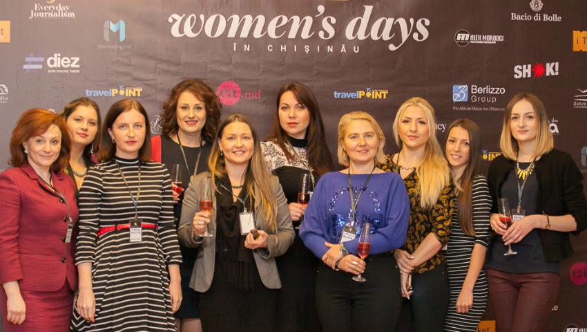 Foto: Ce surprize te așteaptă la Women's Days in Chisinau!