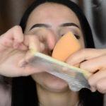 Foto: O nouă tehnică în machiaj. Se face cu prezervativul