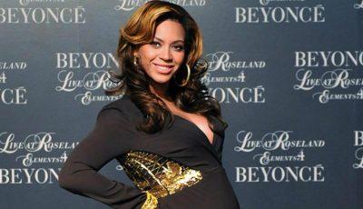 Beyonce va naște acasă!