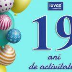 Foto: Iuvas împlinește 19 ani de activitate!