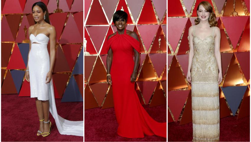 Foto: Pentru ce ținute au optat actorii la Premiile Oscar!