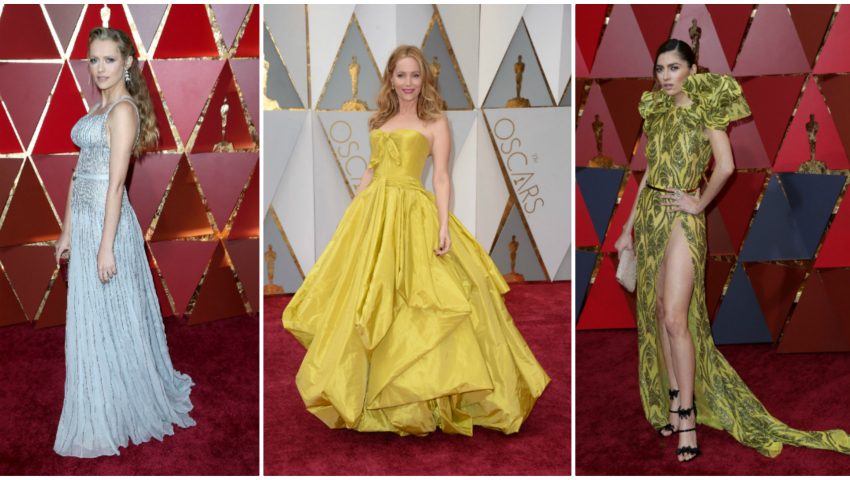 Foto: Cele mai prost îmbrăcate vedete de la Oscar 2017!