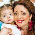 Foto: Fiica Marianei Șura împlinește 3 anișori! E fată mare!