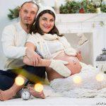 Foto: Ce nume i-au ales Olesea și Anatol Durbală fiicei lor și cum se descurcă în postura de părinți!