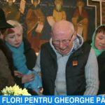 Foto: Gheorghe Urschi și-a luat rămas bun de la Gheorghe Pîrlea