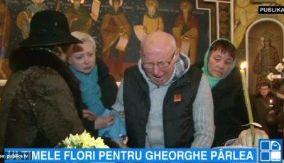 Gheorghe Urschi și-a luat rămas bun de la Gheorghe Pîrlea