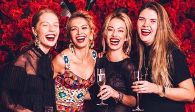 Vera Brejneva a dat o petrecere între fete la aniversarea celor 35 de ani!
