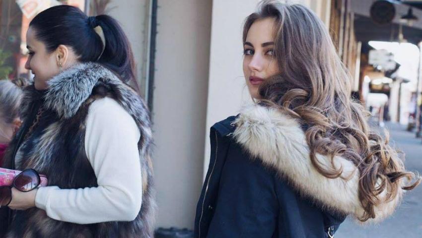 Foto: Fiica Violetei Gașițoi, protagonistă într-un videoclip, în SUA