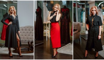 """Cornelia Ștefăneț: """"Sunt în căutarea stilului care m-ar reprezenta cel mai bine"""""""