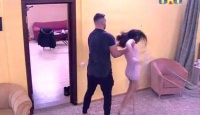 """Moldoveanca din """"Dom-2"""" a fost bătută chiar de iubitul ei"""