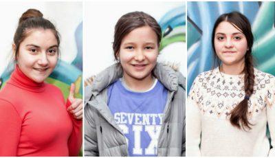 LG a adus Crăciunul și circul mai aproape de copiii din școlile-internat