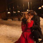 Foto: Natalia Gordienko a alergat desculță prin zăpadă, la -15 grade! Vezi teaserul noului videoclip al interpretei