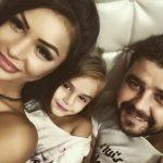 """Foto: Secrete din familia lui Anatolie Melnic: """"Aș vrea încă o fată"""""""