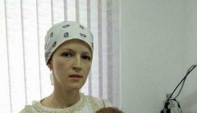 Lilia Plaiu vrea să-și vadă copilașii mari. Ajut-o să învingă cancerul!