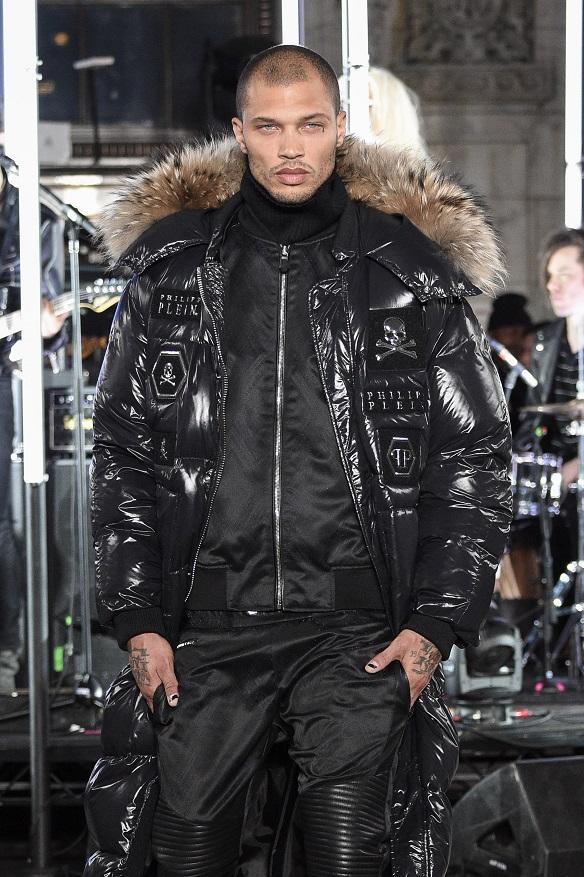 10500 - Défilé de mode Philipp Plein collection prêt-à-porter Automne Hiver 2017-2018 lors de la fashion week à New York