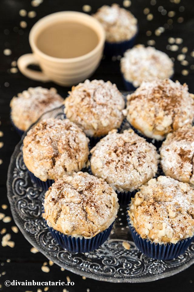 muffins-vegane-cu-ovaz-si-cafea