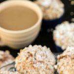 Foto: Muffins de post cu ovăz și cafea