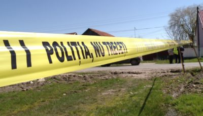 Un bărbat din Florești a fost strivit de propria mașină