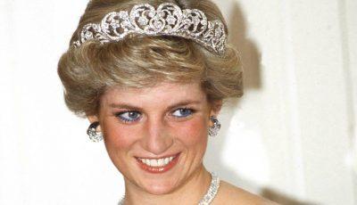 Bijuteria celebră a Prințesei Diana a fost scoasă la licitație. Suma este una record!