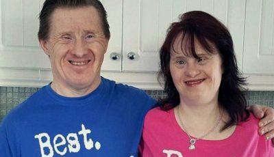 Doi tineri cu sindromul Down au reușit să-și întemeieze o familie fericită! Află-le povestea