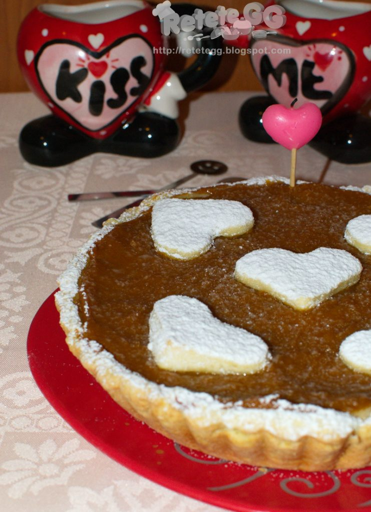 tarta valentines day