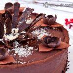 """Foto: Chocolate cake – un tort de care o să vă """"îndrăgostiți"""""""