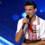 """Foto: Gabriel Nebunu a ridicat sala în picioare la ,,Românii au Talent"""""""