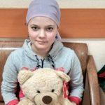 Foto: Nicoleta are 14 ani și suferă de leucemie acută. Doar împreună o putem ajuta să înfrunte boala!